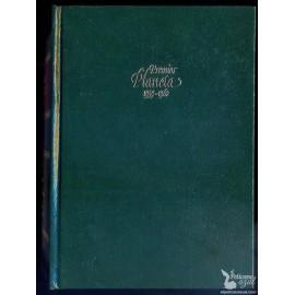 PREMIOS PLANETA: 1952-1954 / 1955-1958 / 1959-1962 / 1963-1966 / 1967-1970