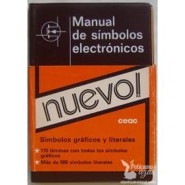 MANUAL DE SÍMBOLOS ELECTRÓNICOS GRÁFICOS Y LITERALES