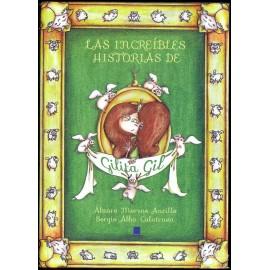 LAS INCREIBLES HISTORIAS DE GILITA GIL.  MORENO ANCILLO, Álvaro