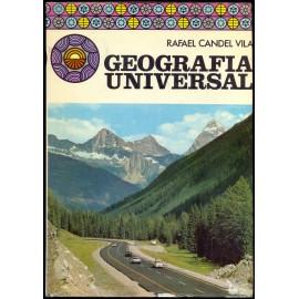 GEOGRAFIA UNIVERSAL.  CANDEL VILA, Rafael. (Director)