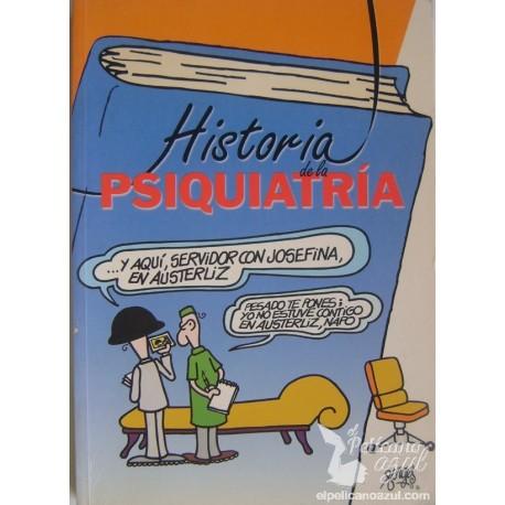 HISTORIA DE LA PSIQUIATRÍA (ILUSTRACIONES DE FORGES)