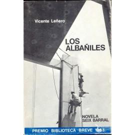 LOS ALBAÑILES. LEÑERO, Vicente