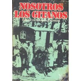 NOSOTROS,LOS GITANOS. RAMIREZ HEREDIA, Juan de Dios