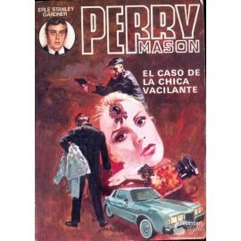 PERRY MASON: EL CASO DE LA CHICA VACILANTE STANLEY GARDNER, Erle