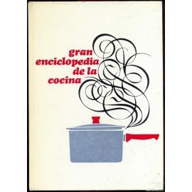 GRAN ENCICLOPEDIA DE LA COCINA.  SANTI, Carlo y  BRERA, Rosino