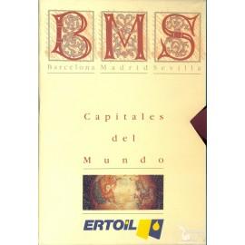 LEYENDAS Y MISTERIOS DE MADRID. TRADICIONES Y LEYENDAS SEVILLANAS. CURIOSIDADES Y LEYENDAS DE BARCELONA  (3 T.) MENA, J. Mª de