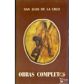OBRAS COMPLETAS DE SAN JUAN DE LA CRUZ.  SAN JUAN DE LA CRUZ.