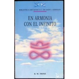 EN ARMONÍA CON EL INFINITO.  TRINE, Rudolph Waldo