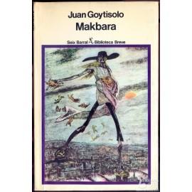 MAKBARA.  GOYTISOLO, Juan