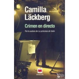CRIMEN EN DIRECTO.  LÄCKBERG, Camila.