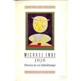 JOJO. HISTORIA DE UN SALTIMBANQUI  ENDE, Michael