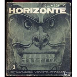REVISTA HORIZONTES  (nº 3 marzo-abril de 1969)