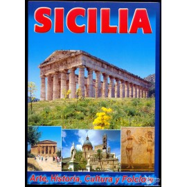 SICILIA  Arte, Historia, cultura y folclore.